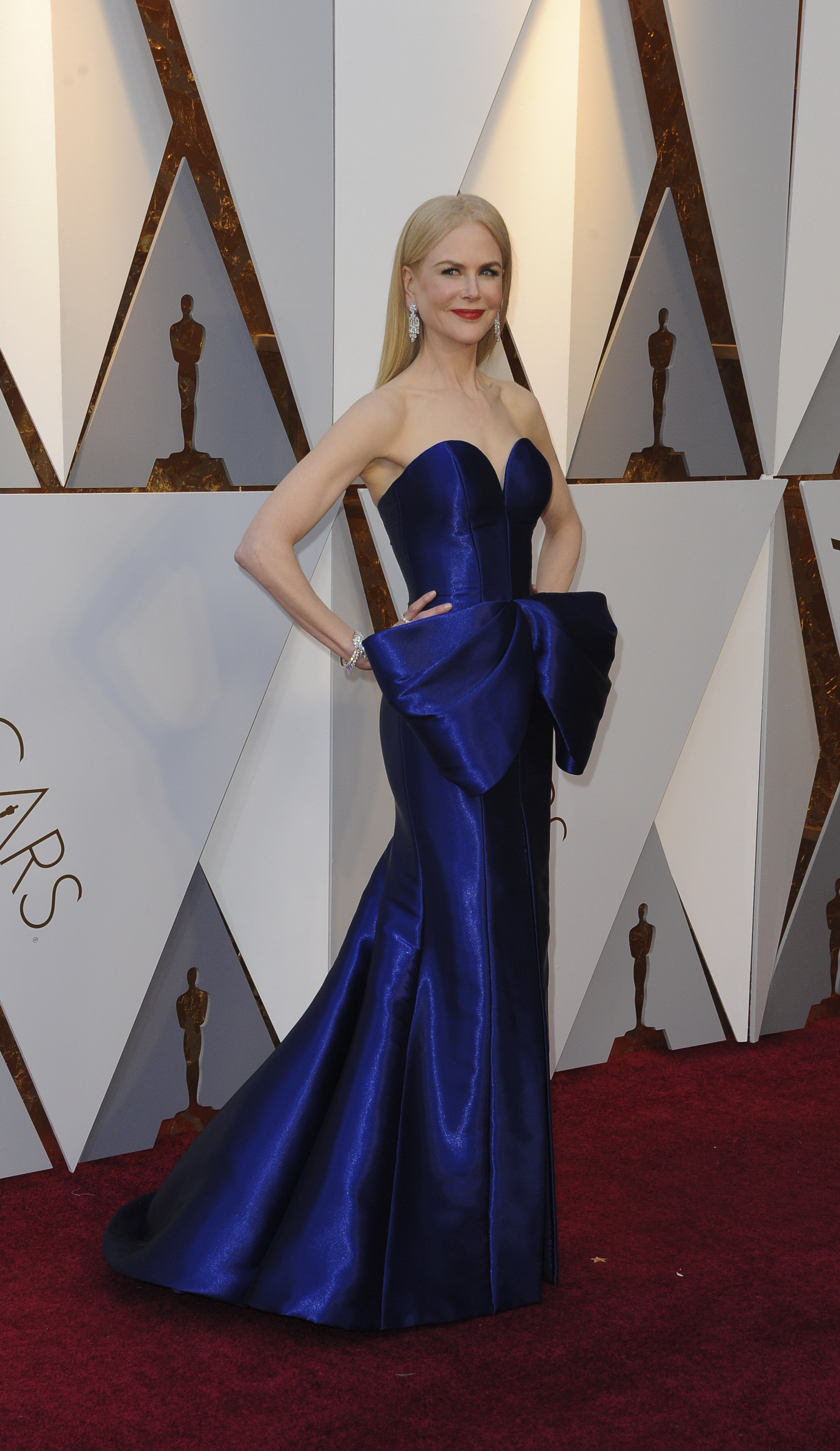 Nicole KidmanWhere arrives at the 90th Annual Academy Awards (Oscars) held at the Dolby Theater in Hollywood, California. (Image: Apega/WENN.com){&amp;nbsp;}<p></p>