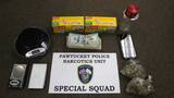 Pawtucket Police seize 100k in Marijuana, arrest 3 in week-long drug raids