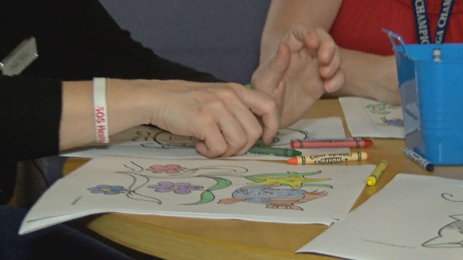 Conway Library will host Sensory Friendly Saturday on April 23 for children with autism. (Amanda Kinseth / WPDE)