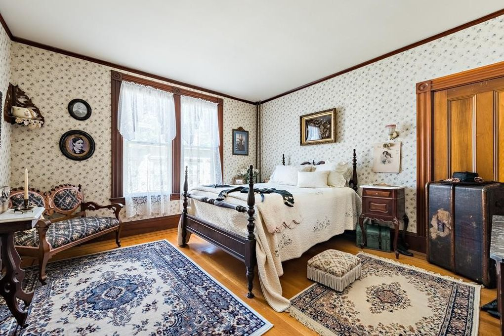 Maplecroft Mansion, final home of Lizzie Borden. Photo credit: Taylor and Associates at Mott and Chace Sotheby's International Realty