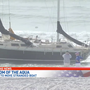 Efforts to move  stranded 'Phantom of the Aqua' underway