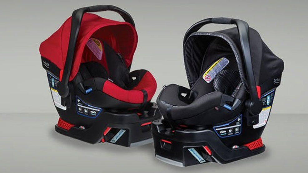 Britax B Safe 35 >> Recall: Britax infant car seat, strollers & top seats | WSYX