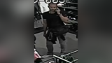 Police search for man accused of pleasuring himself inside Easton store