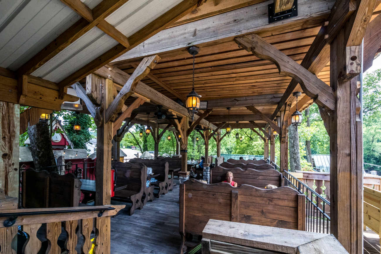 They're currently open for indoor and outdoor dining as well as carryout. The Hamilton County mask order is in effect at the restaurant, and the maximum reservation party limit is 10 people. Online ordering is available at BierHausWest.net. The space can also be rented for banquets and events. / Image: Catherine Viox // Published: 8.10.20