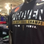 Clemson fans pack sports stores looking for championship gear