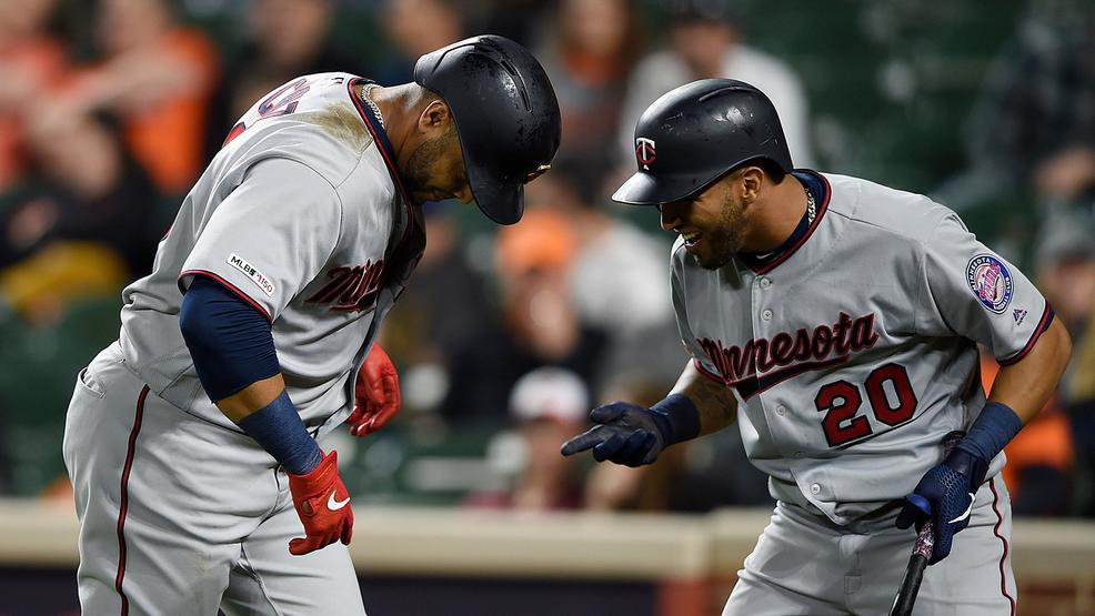 Orioles get swept by Twins in home doubleheader