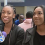 10 sets of twins graduate from one Maryland high school
