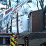 125 firefighters battle fire, bitter cold as 3-alarm fire engulfs Rockville apartments