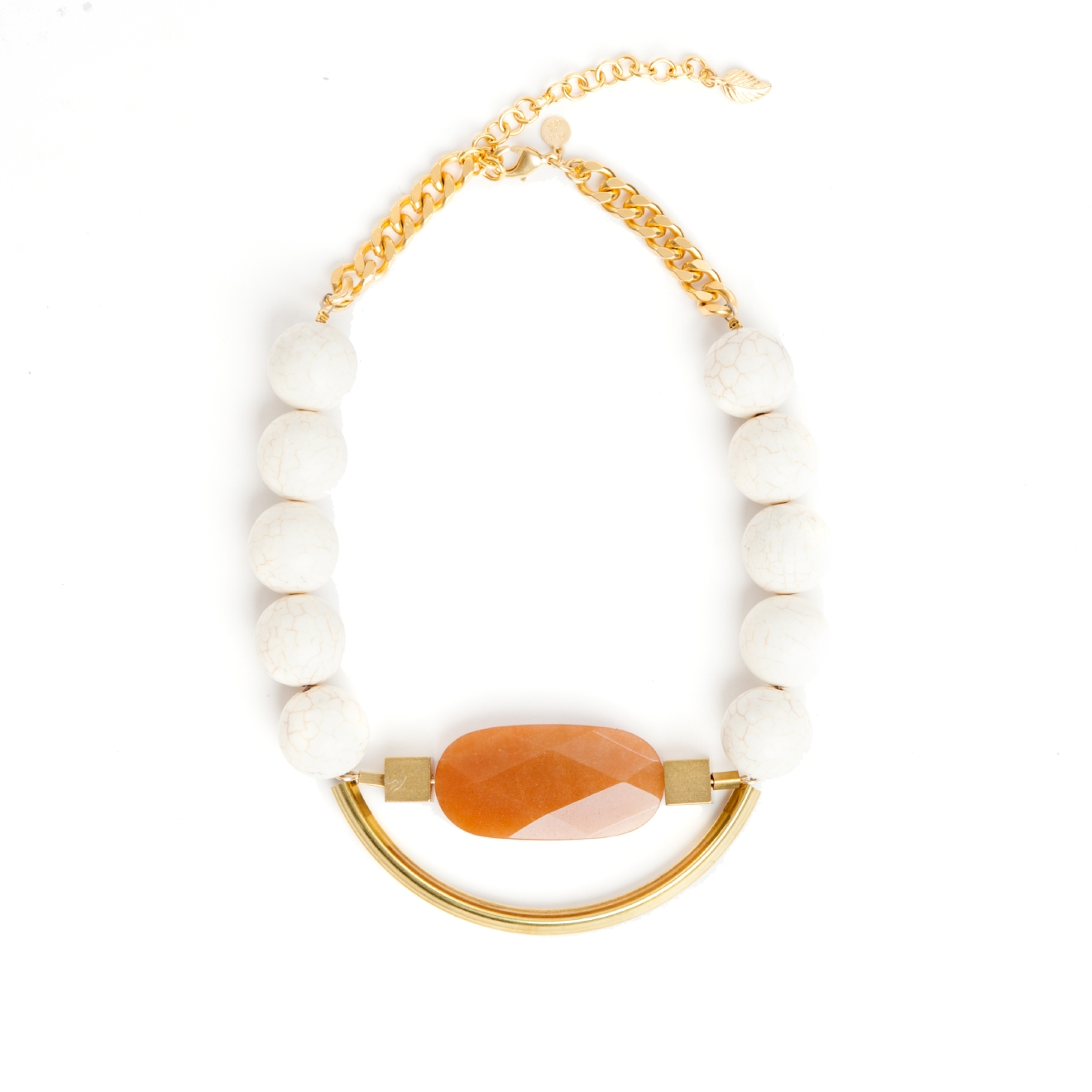 David Aubrey Lola Necklace, $82 (Tuckernuck)