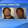 Bibb Co. deputies arrest 2 teens for trying to enter vehicles at Macon apartment complex