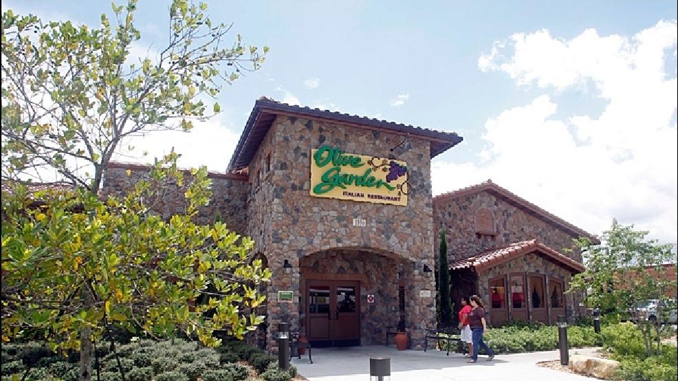 Olive Garden Pins Hopes On New Logo Menu