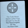 KKK members leave pamphlets in Ga. driveways, say MLK 'was not a saint'