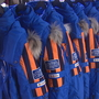 Custom jackets have Star War fans waiting in line for hours