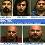 5 Amarillo men at center of sting operation targeting child predators indicted