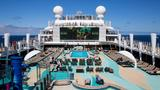 Inside the West Coast's largest homeported cruise ship (complete with go kart cart track)
