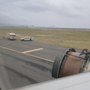 United Airlines flight makes emergency landing in Hawaii after engine cover flies off