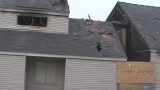 15 people displaced by apartment fire