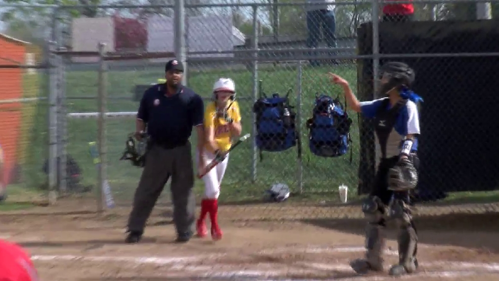 4.21.17 Video- Harrison Central vs. Indian Creek- high schoolsoftball