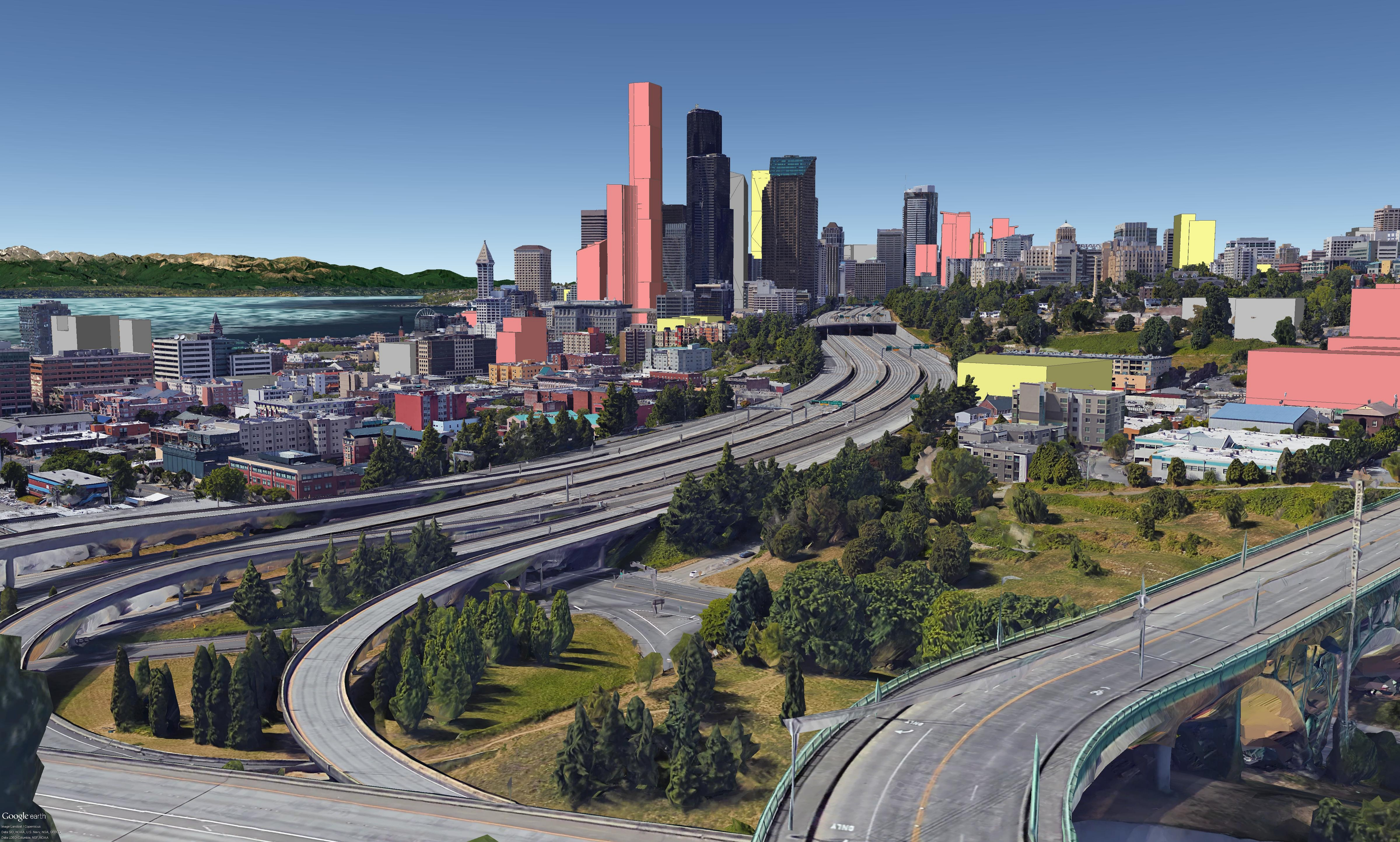 Photos: Check out the [proposed] future Seattle skyline ...