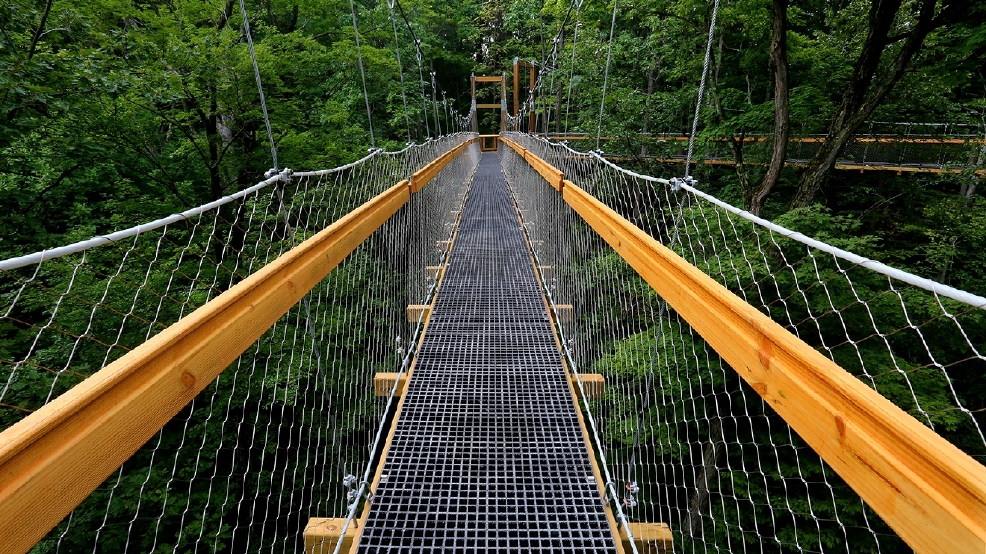 This Epic Canopy Tour Is Located In Ohio, Just 4 5 Hours