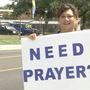 "San Antonio church holds ""drive thru"" prayers on National Day of Prayer"