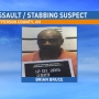 Man believed responsible for assault, stabbing