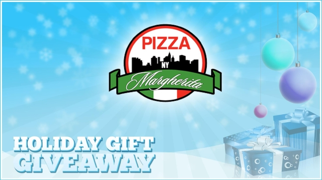 Holiday Gift Guide - Pizza NY Margherita