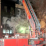 DC firefighter injured while battling early morning fire in Georgetown